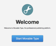 Start Movable Type
